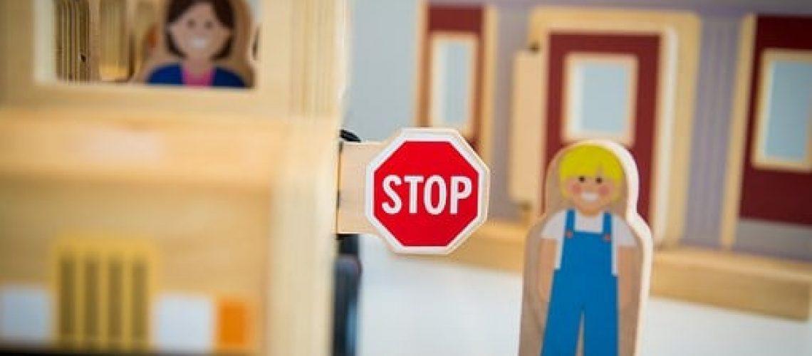 Stop-School Bus